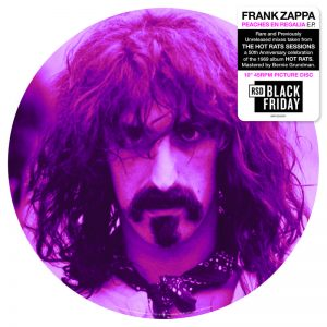 frank zappa peaches en regalia picture disc