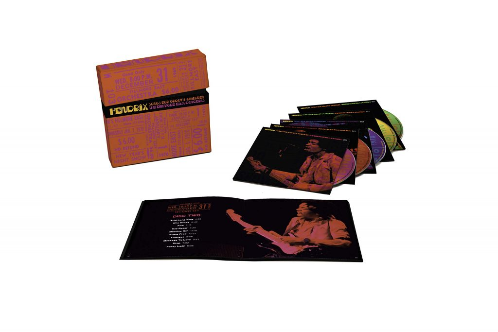 jimi hendrix songs for groovy children box