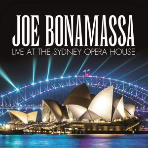 joe bonamassa live at sydney opera house
