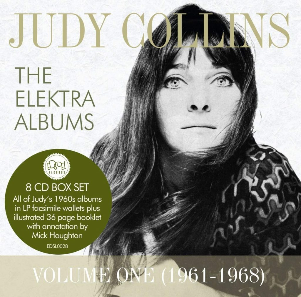 judy collins the elektra albums volume one