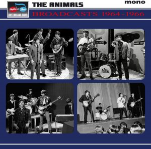animals the complete live broadcasts 1964-1966