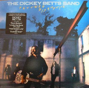 dickey betts band pattern disruptive