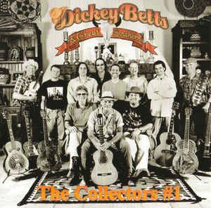 dickey betts the collectors # 1