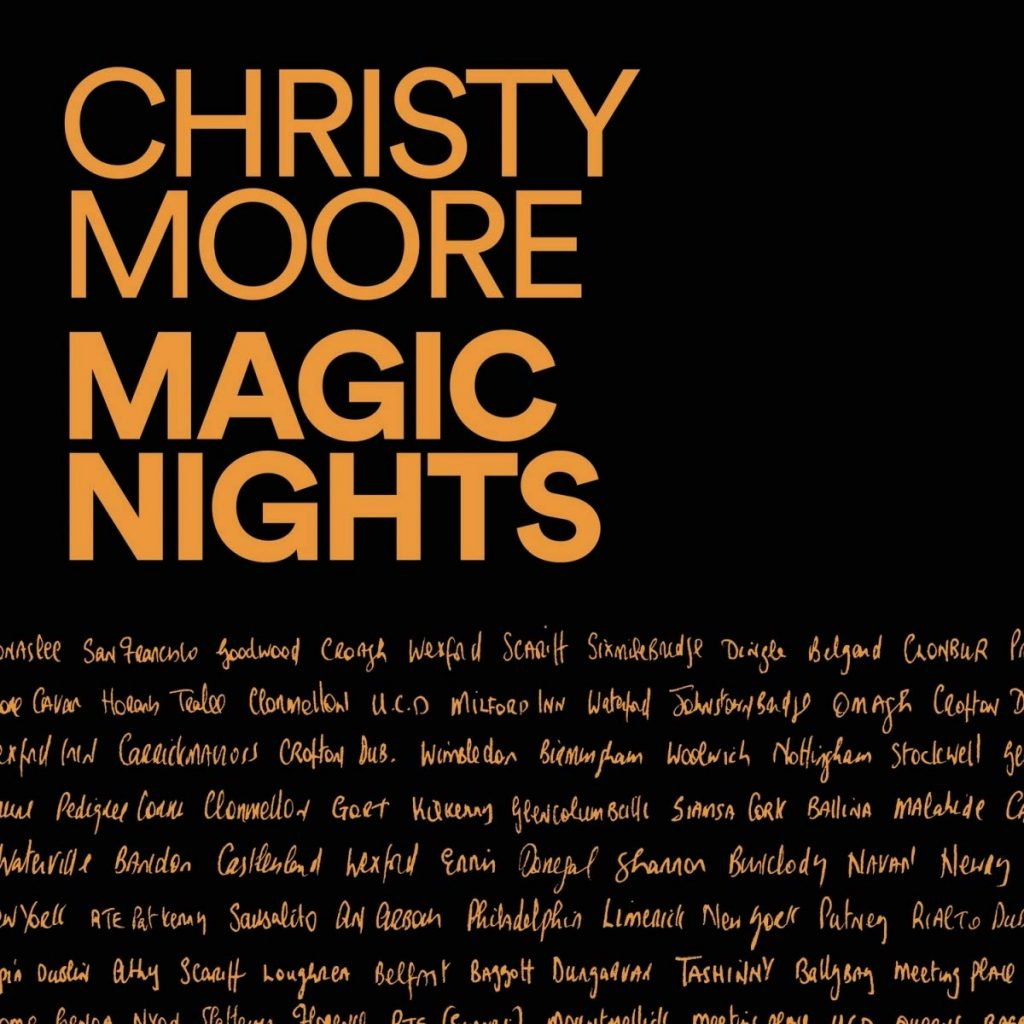 christy moore magic nights