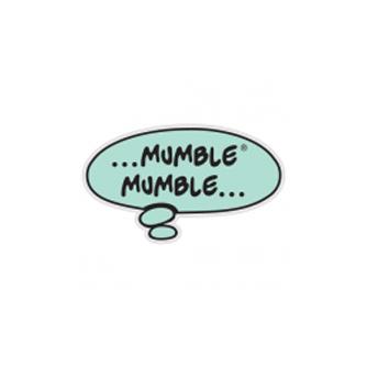 mumble mumble...