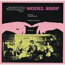 220px-Model_Shop_(album)