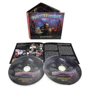 molly hatchet battleground box