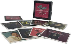sam cooke rca albums collection box