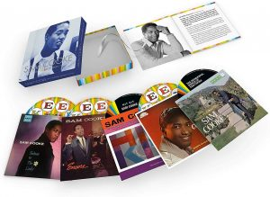 sam cooke the complete keen years box