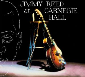 jimmy reed at carnegie hall front
