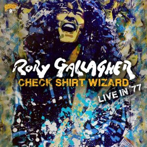 rory gallagher check shirt wizard
