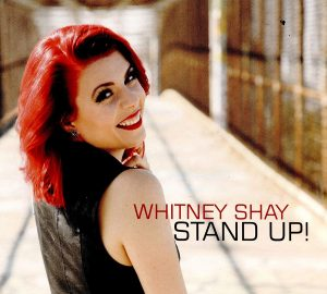 Un'Altra Bella Voce Dalla California Via Texas Su Ruf Records. Whitney Shay - Stand Up!