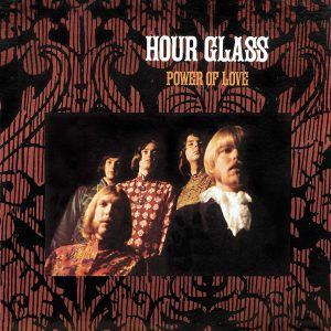 hour glass power of love