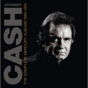 Per Il Momento, Il Cofanetto Dell'Anno! Johnny Cash – The Complete Mercury Recordings 1986-1991