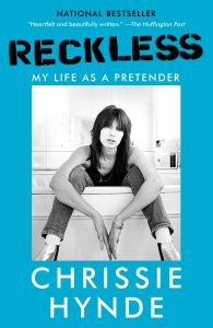 reckless my life chrissie hynde