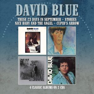 david blue These 23 Days In September Stories Nice Baby And The Angel Cupid's Arrow (2CD