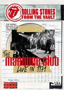 rolling stones from the vault marque club 1971