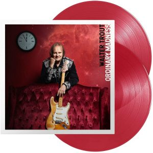 walter trout ordinary madness vinyl