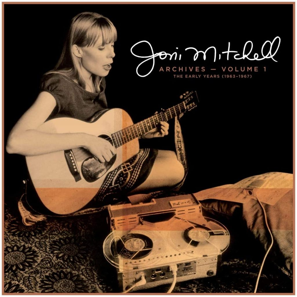 joni mitchell archives vol.1 front