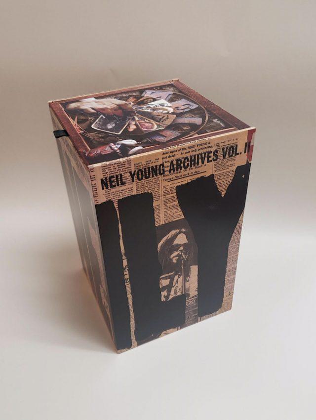 Magari E' Un Casinista, Ma Se Parliamo Di Musica Ha Pochi Eguali! Neil Young – Archives Vol. II: 1972-1976