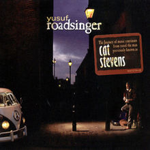 Roadsinger_by_Yusuf_Album_Cover