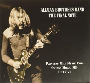 allman brothers band the final note
