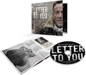 bruce springsteen letter to you digipack