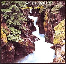 cat stevens back to earth front