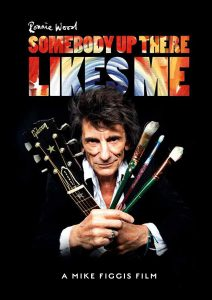 Lassù Qualcuno Lo Ama! Ronnie Wood - Somebody Up There Likes Me