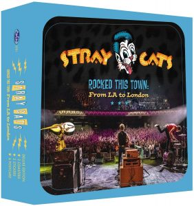 stray cats rocked this town
