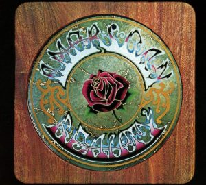 grateful dead american beauty 50th anniversary