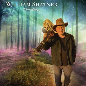 william shatner the blues