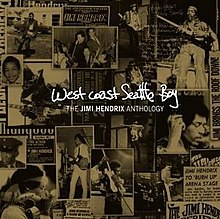 Jimi Hendrix_Anthology West coast seattle