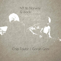 chip taylor ny to norway & back