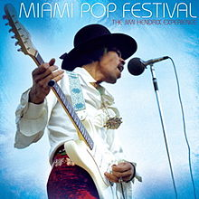 jimi hendrix Miami_Pop_Festival_album_cover