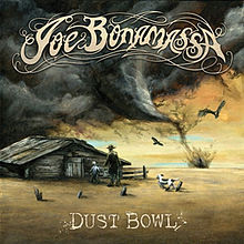 Joe Bonamasa_Dust_Bowl_Cover