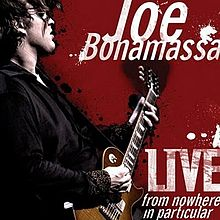 JoeBonamassaLiveFromNowhere