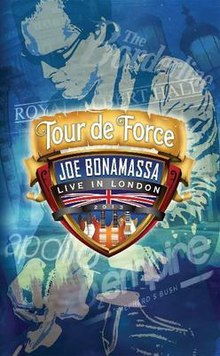 JoeBonamassaTourDeForce 1