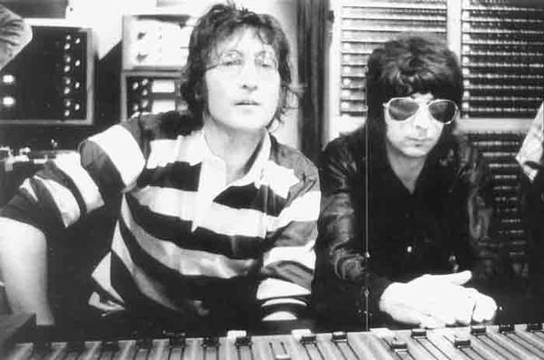 John-Lennon-Phil-Spector