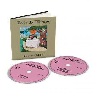 cat stevens tea for the tillerman 2 cd