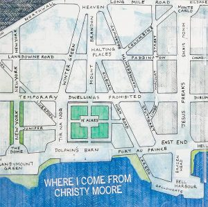christy moore where i come from 3 cd