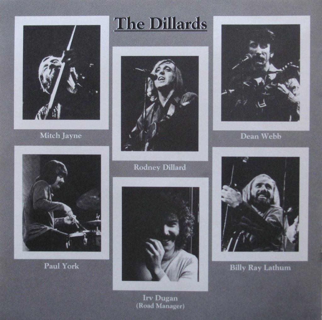 Tra Bluegrass E Country-Rock:The Dillards! Parte II