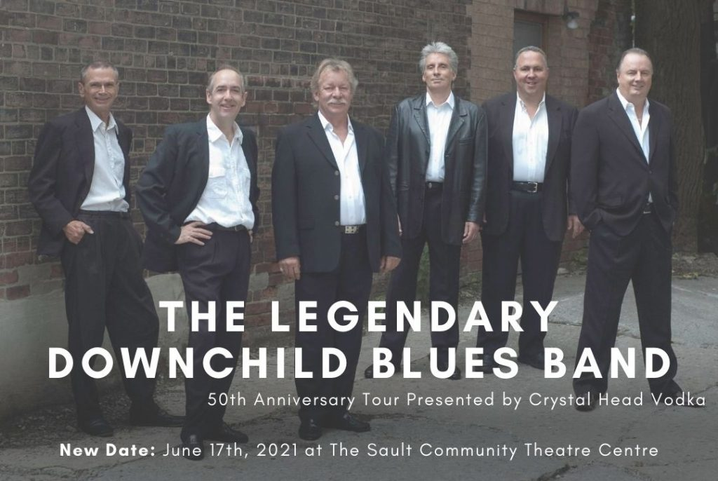 downchild 50th annversary 2