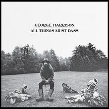 george harrison All_Things_Must_Pass_1970_cover