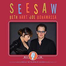 hart bonamassa Seesaw-album-cover