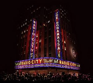 joe bonamassa live at radio city music hall
