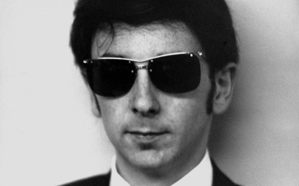 phil spector with glasses