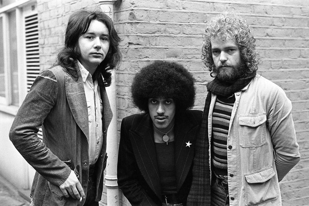 thin lizzy 1970