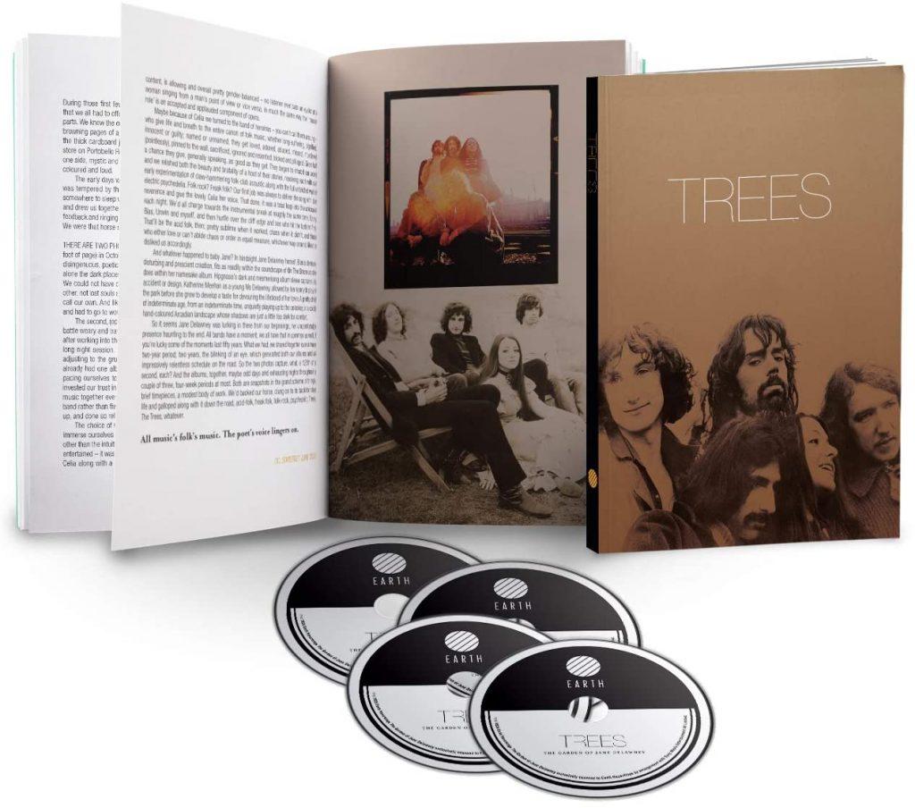 trees box 4 cd 50th anniversary edition