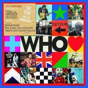 who the who deluxe